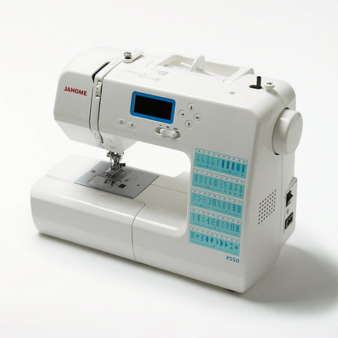 Janome XS50 50 Stitch Computerised Machine  * LIMITED STOCK *