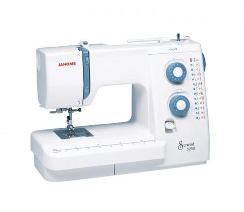 Janome 525S Sewist (2 year guarantee) Showroom model