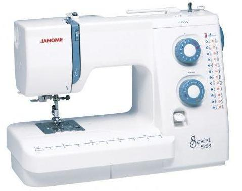 Janome Sewist 525S * WHICH? BEST BUY + AS SEEN ON BRITISH SEWING BEE *