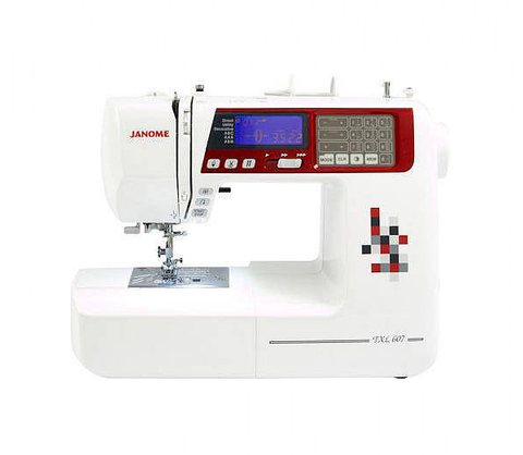 Janome TXL607 + JQ2 Quilting Kit Combo Buy