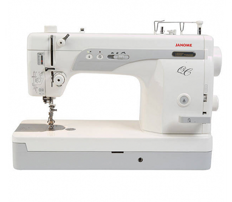 Janome 1600P QC - Fast straight stitch professional machine * DELIVERY DUE END OF AUGUST *