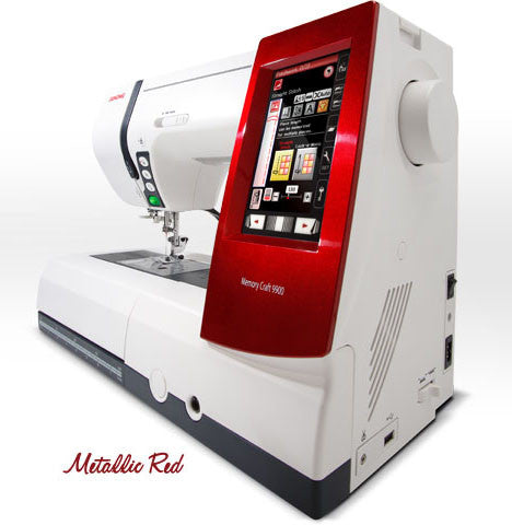 Janome MC9900 Memory Craft