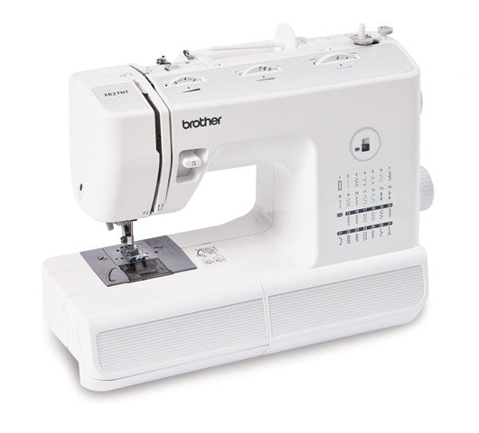 Brother XR27NT Sewing Machine - 27 Stitches, Auto Needle Threader, 1 Step Buttonhole, Stitch Length And Width Control