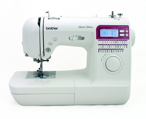 Brother Innov-is 20 limited edition + FREE Creative Sewing Pack worth £59.99