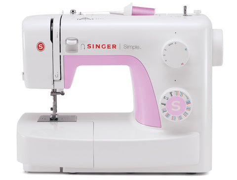 Singer Simple 3223 - Perfect for beginners.