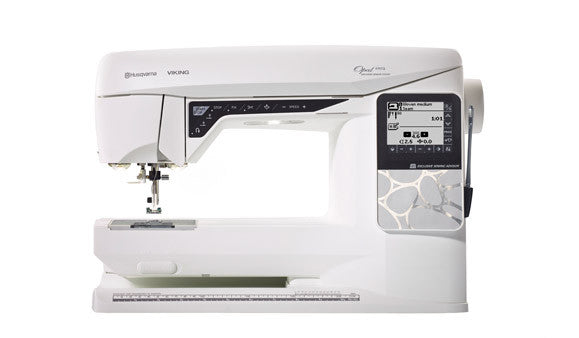 Viking Husqvarna Opal 690Q Sewing Machine relacement for Pfaff Quilt Ambition 2.0