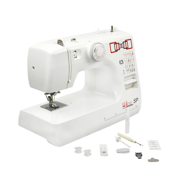 HiLine SP - 27 stitch patterns + Auto Needle Threader