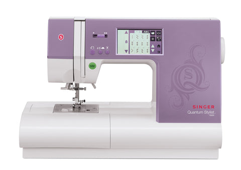 Singer Quantum Stylist 9985 Sewing Machine - Touch Screen And 960 Stitches!