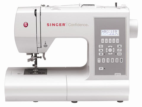 Singer Confindence 7470 with alphabet - Showroom model SPECIAL PROMOTION