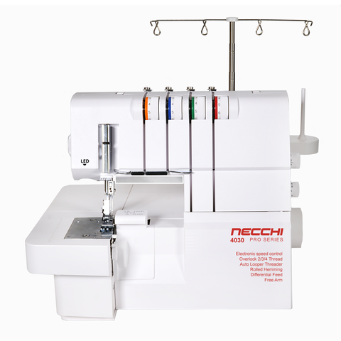 Necchi Pro 4030 Overlocker Showroom model