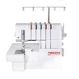 Necchi Pro 4070 - 5 thread Overlock + Coverstitch