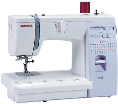 Janome 423S Preowned Showroom stock