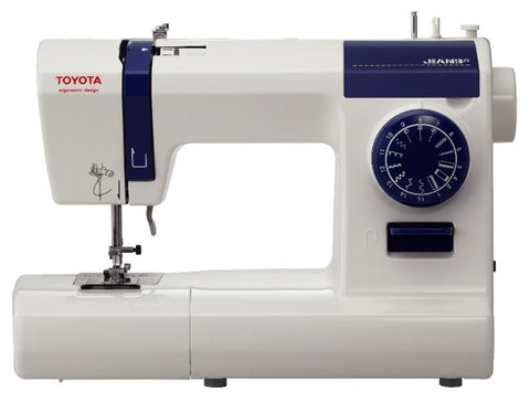 Toyota Jeans 15CJ (Denim needle pack included) * Strong popular machine for Silk to Denim *