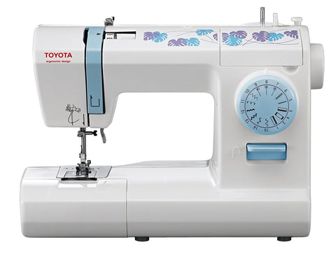 Toyota * RAINBOW RANGE * Eco 15C (Blue) with drop-in bobbin