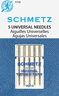 Pack of 5 Universal Needles