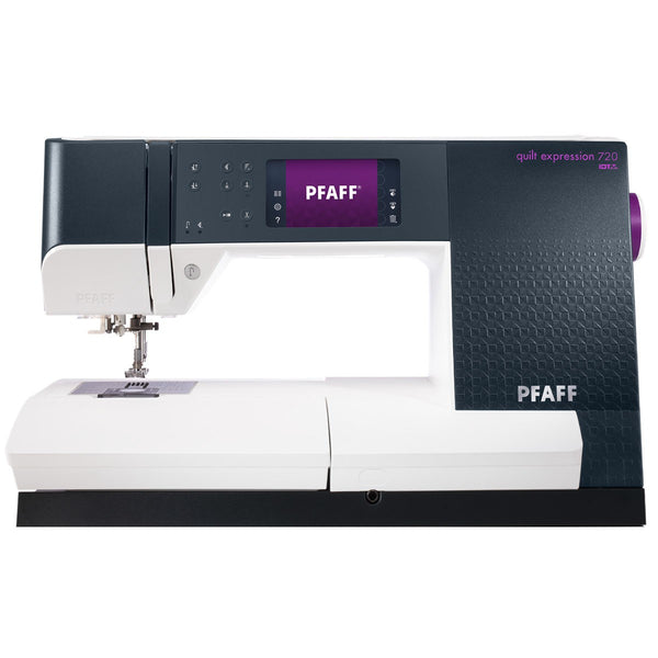 Pfaff Quilt Expression 720 (new 2018 model - replacement for Performance 5.2 model)