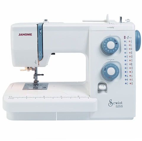 Janome Sewist 525S - end of August delivery (see new model 725S)