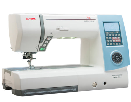 Janome Horizon Memory Craft 8900QCP Special Edition
