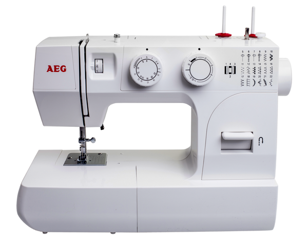Aeg 14 Kraft Sewing Machine - German Quality With 22 Stitch Patterns (Showroom Model)