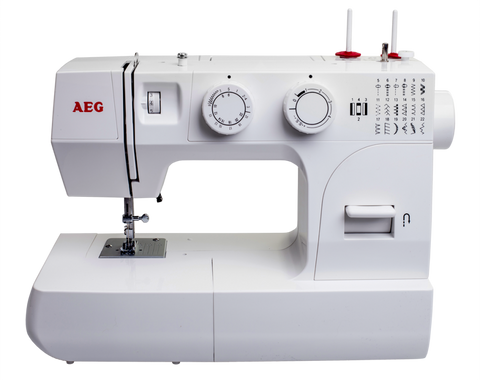 Aeg 14 Kraft Sewing Machine - German Quality With 22 Stitch Patterns