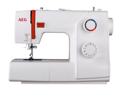 AEG 35Z with auto needle threader