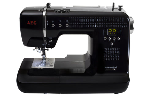 AEG 300 Midnight Limited Edition with Extension Table - 2 week delivery