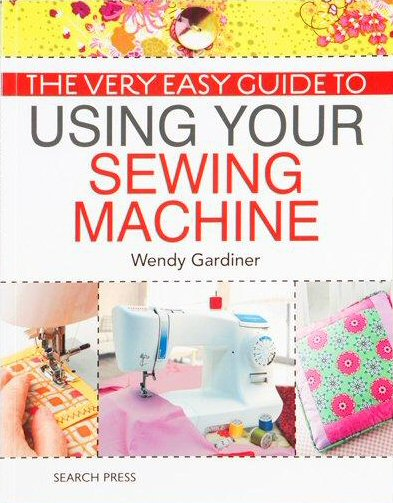 Toyota Sewing Book - Using your sewing machine