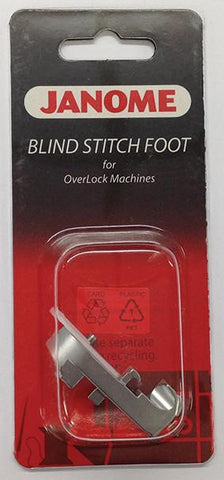 Janome Blind Stitch Foot 202040004
