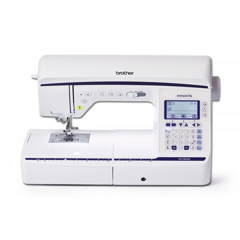 Brother Innov-is 1800Q (NV1800Q) SAVE £300 OFFER NOW ON