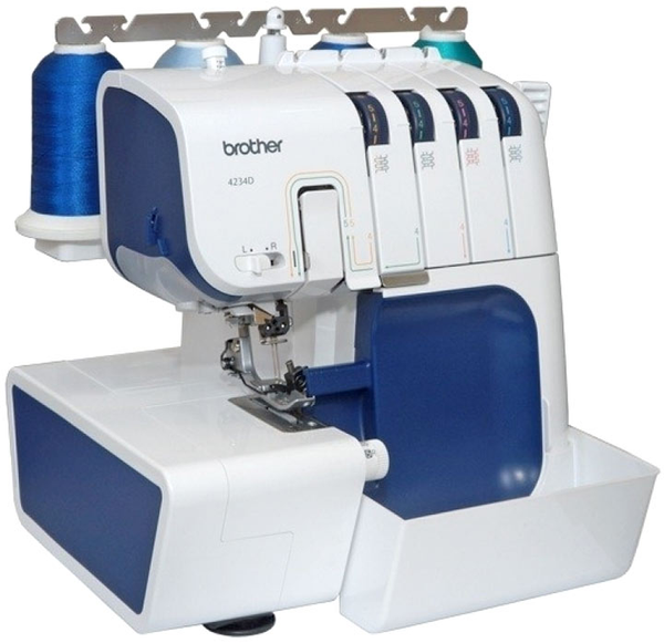 Brother 4234D Overlocker - allow 1 to 2 weeks for delivery