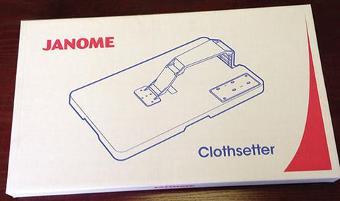 Janome Clothsetter 859439008