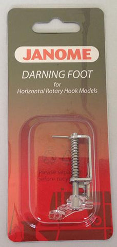 Janome Embroidery/Darning Foot - Category B 200349000