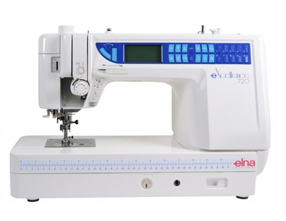 Elna 720EX   SAME AS JANOME 6600P