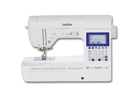 Brother Innov-is F420 * NEW OFFER * Free Creative Quilt Kit (QFK3UK) worth £149.99