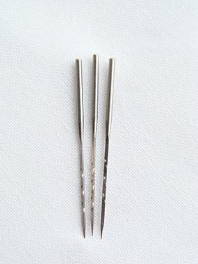 Janome Single Standard Needles (Pack of 3) 725811000