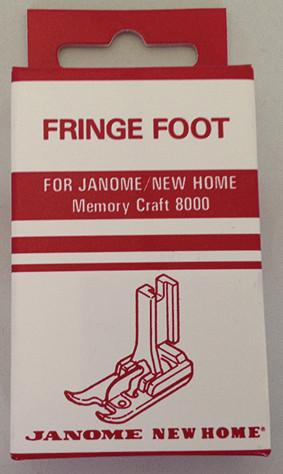 Janome Fringe Foot - Category C 200016108