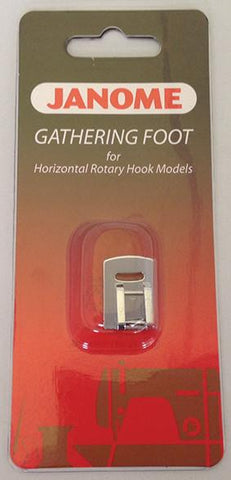 Janome Gathering Foot - Category B/C 200315007