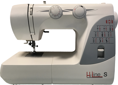 22 stitch sewing machine - SHOWROOM MODEL CLEARANCE (Blue / Red / Silver available)