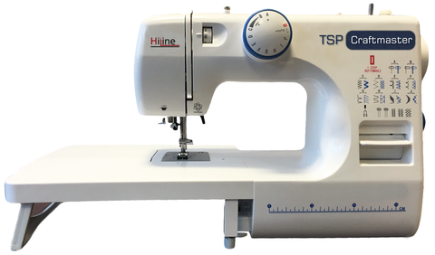 Highline TSP Craftmaster + Free Extension table
