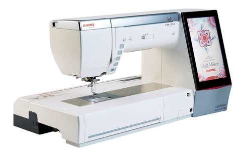 Janome HORIZON Quilt Maker Memory Craft 15000 * LATEST MODEL * - Mid September Delivery - Launch Offer - save £1500!