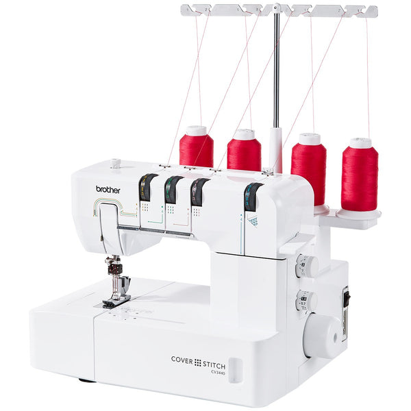 Brother CV3440 Coverstitch Machine - 4 Thread Coverstitch