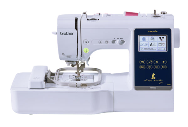 Brother Innov-Is M280D - Disney Sewing and Embroidery Machine
