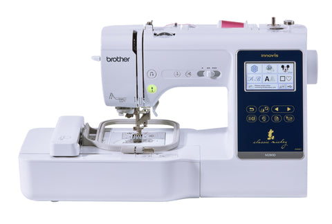 Brother Innov-is M280D *NEW* Sewing and Embroidery Machine with Disney embroidery - March offer save £100