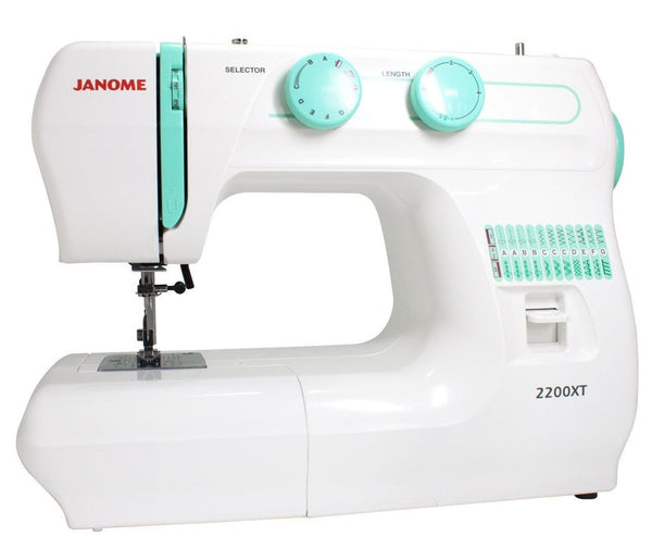 Janome 2200XT Sewing Machine - Offer available 11.02.19 to 04.03.19 subject to stock