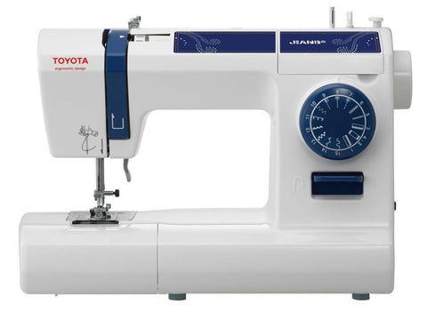 Toyota Craft Room Bundle - Jeans 15 Sewing Machine + SL3304 Overlocker worth a total of £538