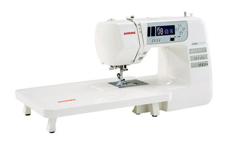 Janome 230DC Sewing Machine - inc. Extension Table & Hard Cover (pre order for May delivery)