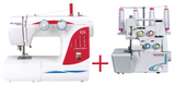 LIMITED EDITION SEWING MACHINE & OVERLOCKER BUNDLE