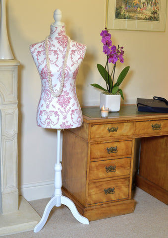 Loretta - Female Tailors Dummy Deluxe with Stand