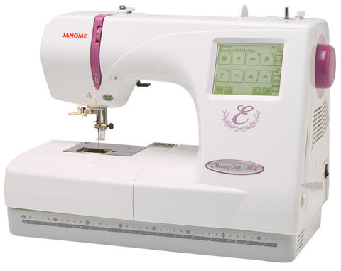 Janome MC350E Embroidery Machine