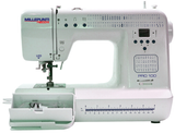 Millepunti by Necchi Pro 100 - Alphabet, speed limiter and extension table - HobbySew  - 1